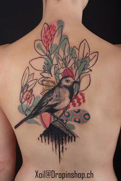 Bit Of an Ink!