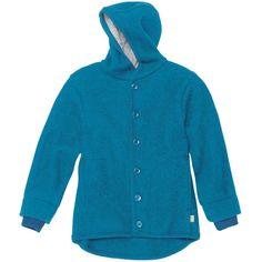 Disana Organic Boiled Wool Jacket (version 2 of Boiled Wool Jacket, Organic Cotton, Overalls, Kids Outfits, Raincoat, Hoodies, Sweaters, Clothes, Babys