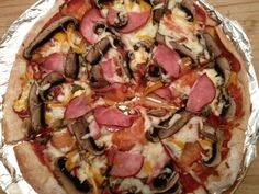 This is how BarbeQue Joe does Pizza. Chop sizzle grill...eat! Facebook: BARBEQUE JOE  www.bbqjoe.com