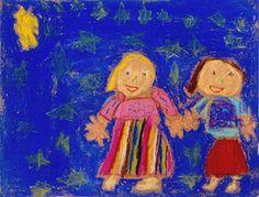 Mary Cassatt lesson.   artforsmallhands.com