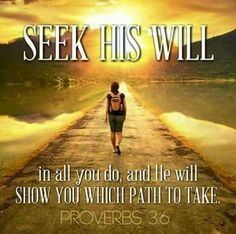 God's ways for you will lead to health, prosperity and success!  Follow the path of life! #destiny #success #god