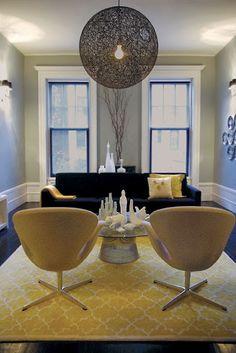 like the living room rug