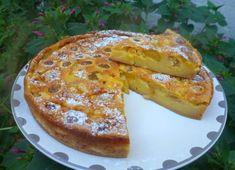 Tôt- fait aux Mirabelles - Chez Vanda Chez Vanda, Diet Desserts, Biscuits, Caramel, Cake Recipes, French Toast, Sweets, Baking, Breakfast