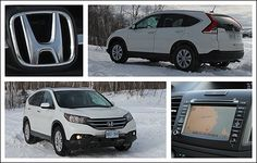 Honda CR-V 2014 │ The name and reputation and brand loyalty help to sell a lot of units, because certain attributes and characteristics are guaranteed to be part of the package. #Honda #CRV