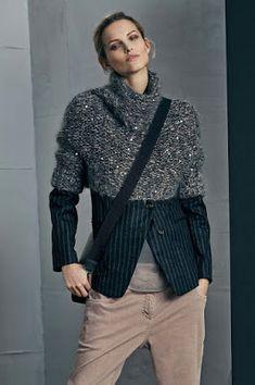 Suéter de moda 2018