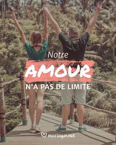 Zéro limite ! #phrase #amour #love #quote #citation #mariage #wedding #couple #boda #amor #frase