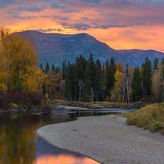 Swan River, Montana