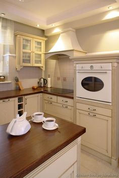 Kitchen Design Ideas Org Mesmerizing Traditional Whitewash Kitchen Cabinets #12 Kitchendesignideas Design Decoration