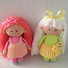Beauty and Things (Knitted toy, amigurumi) | VK