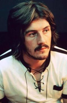 John Henry Bonham.  Great photo.