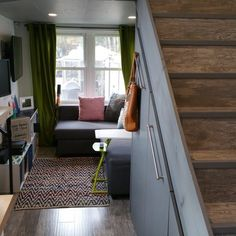 Tech Friendly and Contemporary/Modern Tiny House