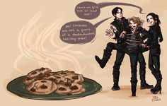 Not one cookie. by o0-sarcasm-0o.deviantart.com on @deviantART