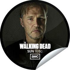 "The Walking Dead S3E3 -""Walk With Me"" -10/28/12 #AMC"