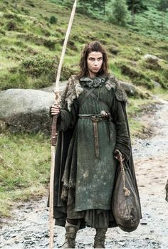 At first a tenacious and desperate wildling on the lam, Osha becomes a vital…