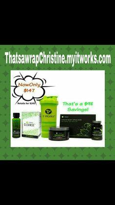 Www.thatsawrapchristine.myitworks.com