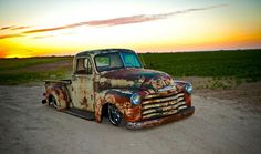 1950 Chevy Pickup, In Rust We Trust , In Pittsburgh, Rust is A Must