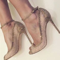 Buy Prom Shoes Faux Suede Rhinestone Peep Toes Online, Dresswe.Com offer high quality fashion,Price: USD$81.99 Peep Toe Pumps, Pumps Heels, Stiletto Heels, Stilettos, Cute Shoes, Me Too Shoes, Trendy Shoes, Zapatos Shoes, Sneakers Shoes