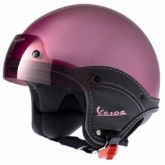 @Sadie Jo NEW VESPA SOFT TOUCH HELMET - you need it :)