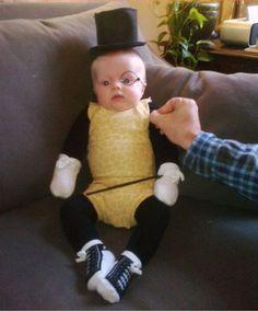 Mr. Peanut Costume