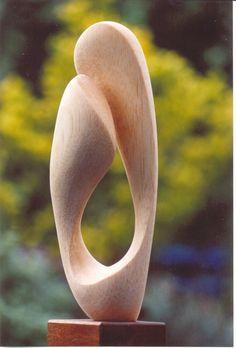Beeldhouwen in hout – Marijke Bolt