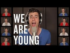 We Are Young - fun. - Mike Tompkins