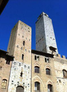 Torre Chigi San Gimignano, Tuscany San Gimignano Towers