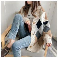 This autumn outfit idea is SO CUTE! love