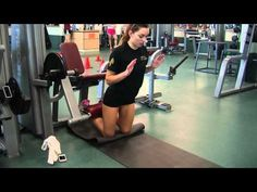 TAMIU 2012 Summer Volleyball Workout - YouTube