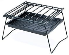 Coleman cooking stand