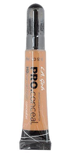 L.A. Girl Pro Coneal HD. High Definiton Concealer 0.25 OZ GC980 Cool Tan by L.A.GIRL - http://uhr.haus/la-girl/l-a-girl-pro-coneal-hd-high-definiton-concealer-0-25-3