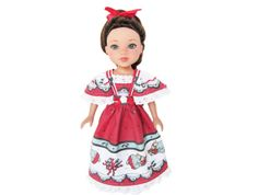Repinning a cute dress I saw for sale on ETSY  fits Hearts4Hearts dolls  / Mine to Love 14 / 14 inch doll by kkdesignerdolls, $18.99