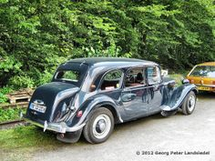 Citroen Traction Avant Familiale - Witten - Zeche Nachtigall_3411_2012-08-11 by linie305, via Flickr