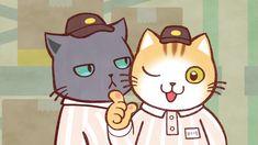 hataraku onii-san,  Kuehiko Roshihara y Tapio Chatorazawa