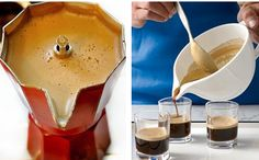 Cafe Cubano (Two Tutorials  History)  Café Cubano (Cuban coffee, Cuban espresso, cafecito, Cuban pull, Cuban shot) is a type of espresso which originated in Cuba after espresso machines were first imported there from Italy.