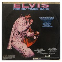 #ElvisPresley - #RaisedOnRock - #vinil #vinilrecords #music #rock