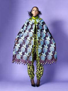 Duro Olowu, Designer, For more of his fabulous work, look on my Women's Fashion SS2013 and FW2013 boards