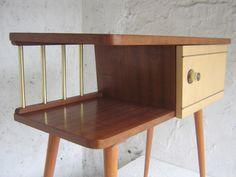 Vintage Kommoden - 50er Flurschränkchen * Grace * - ein Designerstück von Leuchten-Klinik bei DaWanda