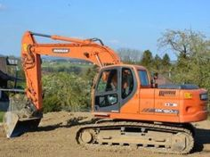 Image of Daewoo-Doosan-Dx180lc-Crawler-Excavator-Service-Catalogue-Manual-300x224