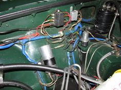 b2f9ebd48277379e4b59b010838f21ca google search wiring harness mgb google search mgb pinterest mgb wiring harness installation at gsmportal.co