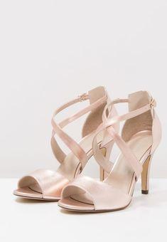 Pier One Wide Fit High Heel Sandaletten - rose gold für 49,95 € ( b2ea821c82