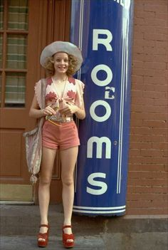 Jodie Foster in Taxi Driver – 1976 http://www.anothermag.com/current/view/3508/Teen_Spirit_Katie_Shillingfords_Inspirations