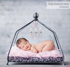Newborn Photography Props: baby beds