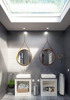 Παράθυρα Επίπεδης Οροφής ECO+ - Δομικά Πασίση Α.Ε. Mirror, Bathroom, Frame, Furniture, Home Decor, Bath Room, Homemade Home Decor, Mirrors, Bathrooms
