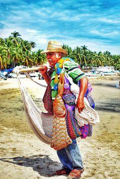 Antiguo México, Somos como Tú: #Colores  #Puerto #Escondido, #Oaxaca, #Mexico.