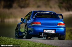 Subaru Impreza GC8 Tuning WRC Replica