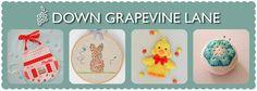 Down Grapevine Lane