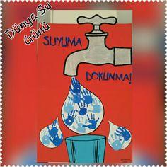 Dünya su günü afiş yarışması