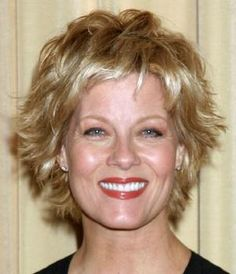 Blonde Flippy Haircut with Layered Hair for Women from Barbara Niven