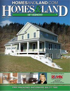 http://www.homesandlandofvermont.com/PopupBrowseIssue.cfm?MagId=2244=07=04 Homes & Land, Luxury homes