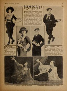 Picture Show (Oct 1920-Apr 1921)
